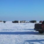 Red Lake Ice Fishing